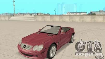 Mercedes-Benz SL500 (R230) for GTA San Andreas