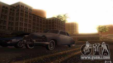 Mercury Coupe 1949 v1.0 for GTA San Andreas