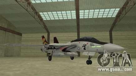 F-14 for GTA San Andreas