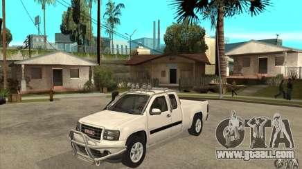 GMC Sierra for GTA San Andreas
