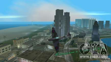 Spitfire Mk IX for GTA Vice City
