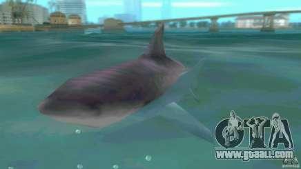 Shark Boat for GTA Vice City