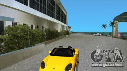 Porsche Boxster 2010 for GTA Vice City