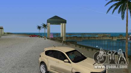 Subaru Impreza WRX STI for GTA Vice City