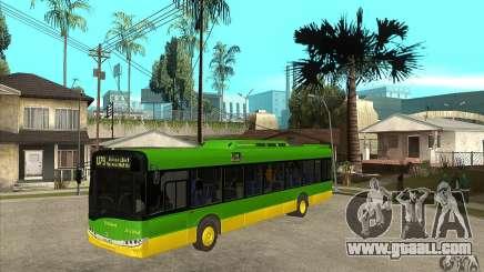 Solaris Urbino 11 for GTA San Andreas