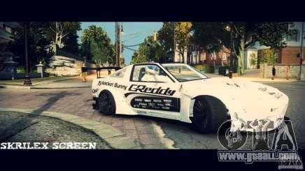 Nissan 380sx BenSpora for GTA 4