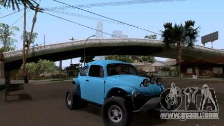 Volkswagen Buggy 1963 for GTA San Andreas