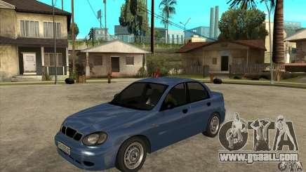 Daewoo Lanos v2 for GTA San Andreas