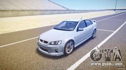 Holden Commodore SS (CIVIL) for GTA 4