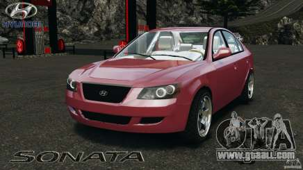 Hyundai Sonata v1.0 for GTA 4