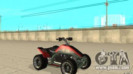 Powerquad_by-skin 2-MF Woofi for GTA San Andreas