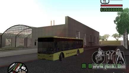 LAZ Presented (SitiLAZ 10) for GTA San Andreas