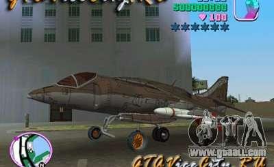 Harrier for GTA Vice City