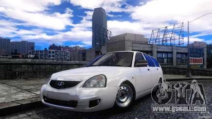 VAZ-2171 Touring for GTA 4