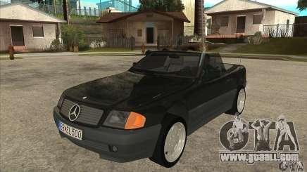 Mercedes SL-class 1995 for GTA San Andreas