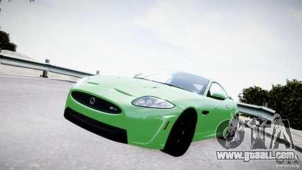 Jaguar XKR-S 2012 for GTA 4