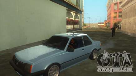 Opel Ascona C 1982 for GTA San Andreas