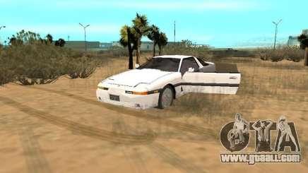 Toyota Supra MK3 for GTA San Andreas