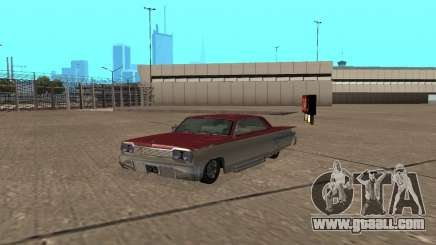 Voodoo from GTA 4 for GTA San Andreas