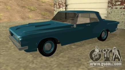 Plymouth Savoy 1962 for GTA San Andreas