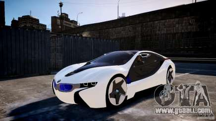 BMW Vision Efficient Dynamics 2012 for GTA 4