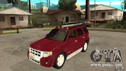 Ford Escape 2009 for GTA San Andreas
