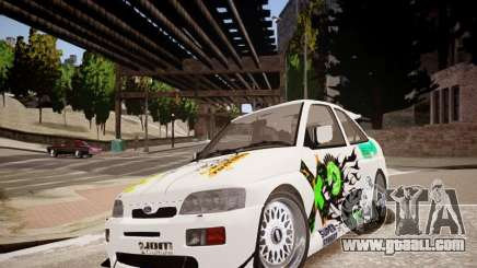 Ford Escort RS Cosworth 1992 for GTA 4