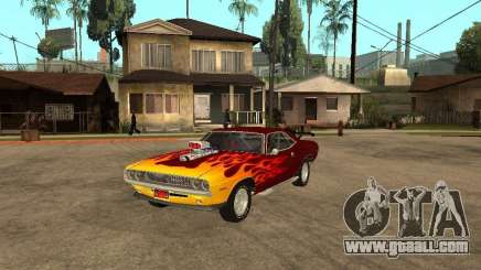Dodge Challenger Tuning for GTA San Andreas
