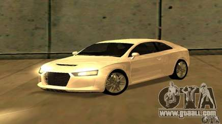 Audi Quattro Concept 2013 for GTA San Andreas