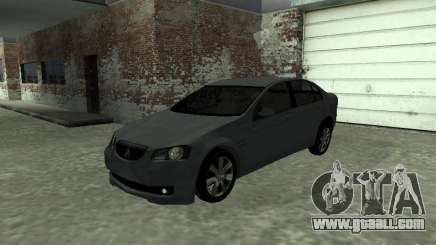 Holden Calais for GTA San Andreas