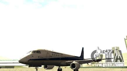 Embraer E-190 for GTA San Andreas