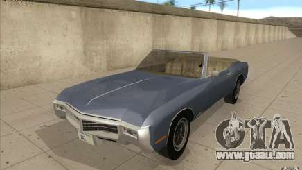 Buick Riviera GS 1969 for GTA San Andreas