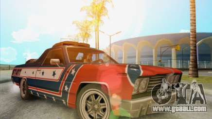 Trailblazer from FlatOut2 for GTA San Andreas