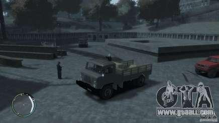 GAZ 66 for GTA 4