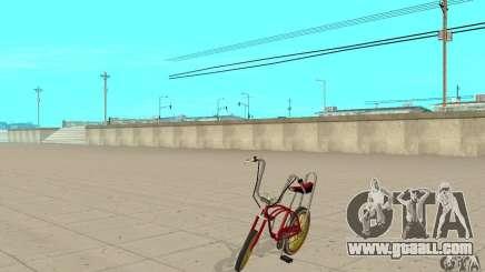 CUSTOM BIKES BMX for GTA San Andreas