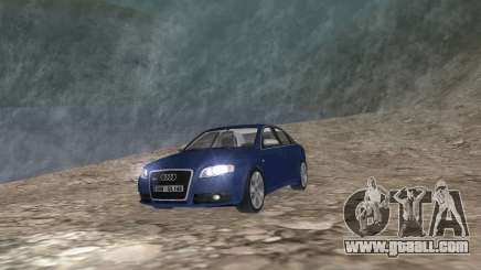 Audi S6 for GTA San Andreas