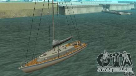Marquis HD for GTA San Andreas
