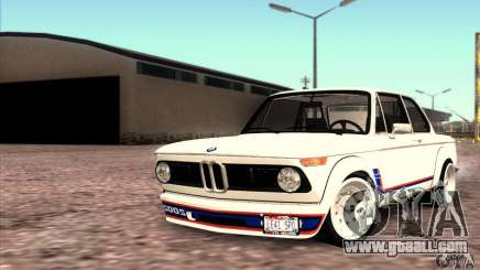 BMW 2002 Turbo for GTA San Andreas