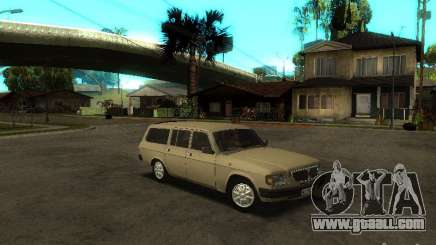 GAZ Volga 310221 Wagon for GTA San Andreas