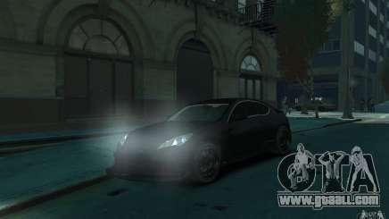 Hyundai Genesis HKS v1.1 for GTA 4