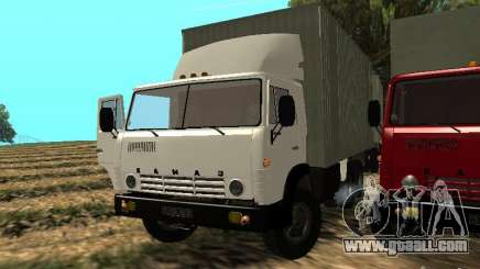 KAMAZ 53212 for GTA San Andreas