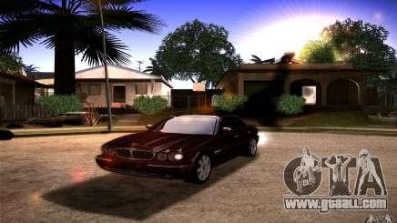 Jaguar Xj8 for GTA San Andreas