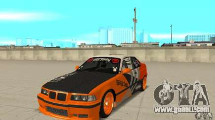 BMW Alpina B8 WideBody for GTA San Andreas