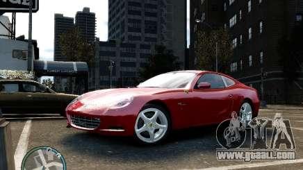 Ferrari 612 Scaglietti for GTA 4
