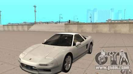 Acura NSX 1991 for GTA San Andreas