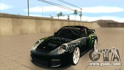 Porsche 997 Rally Edition for GTA San Andreas