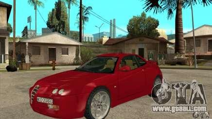 Alfa Romeo GTV for GTA San Andreas