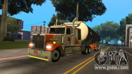 Western Star 4900 EX for GTA San Andreas