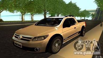Volkswagen Saveiro for GTA San Andreas