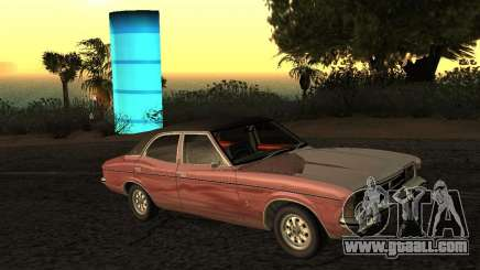Ford Cortina MK 3 2000E for GTA San Andreas